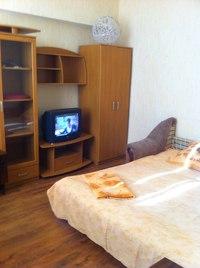 1-комнатная квартира посуточно в Одессе. Приморский район, ул. Успенская, 53. Фото 1