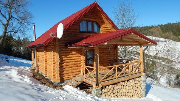 Дом  посуточно в Орявчике. ул. Замытная, 3а. Фото 1
