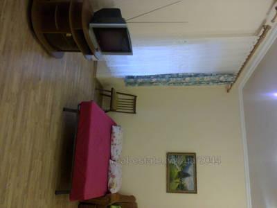 1-комнатная квартира посуточно в Львове. Галицкий район, Торгова, 15. Фото 1