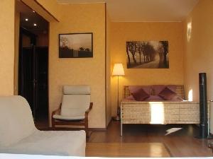 1-комнатная квартира посуточно в Виннице. Ленинский район, ул. Ляли Ратушной, 90/54. Фото 1