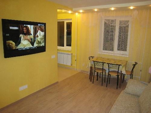 2-комнатная квартира посуточно в Харькове. Фрунзенский район, бул. Юрьева, 9. Фото 1