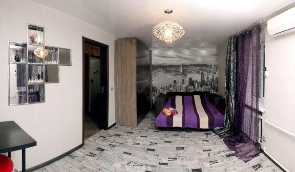 1-комнатная квартира посуточно в Киеве. Подольский район, ул. Межигорская, 56. Фото 1