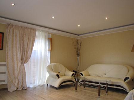 1-комнатная квартира посуточно в Одессе. Приморский район, пер. Воронцовский, 1. Фото 1