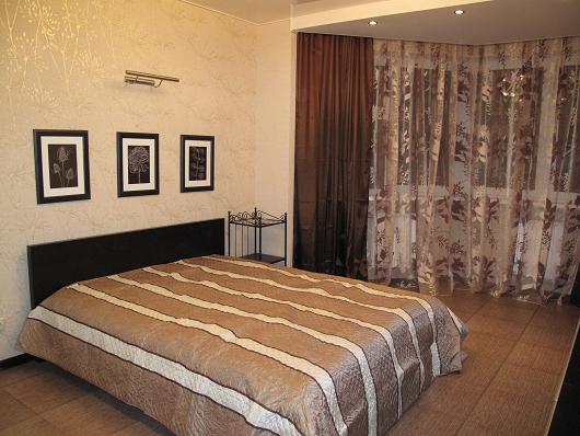 1-комнатная квартира посуточно в Виннице. Ленинский район, ул. Келецкая, 41. Фото 1