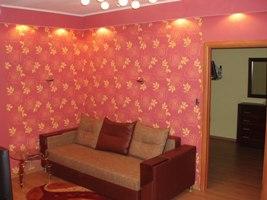 2-комнатная квартира посуточно в Запорожье. Жовтневый район, пр-т Ленина, 146. Фото 1