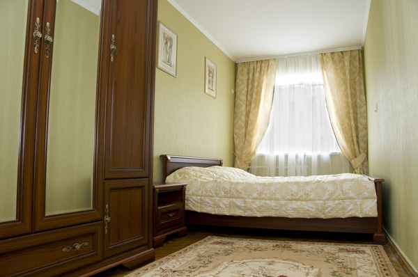 2-комнатная квартира посуточно в Виннице. Ленинский район, ул. Грушевского, 66. Фото 1
