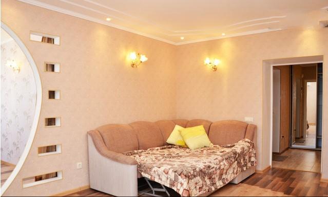 1-комнатная квартира посуточно в Одессе. Приморский район, ул. Зоопарковая, 12. Фото 1