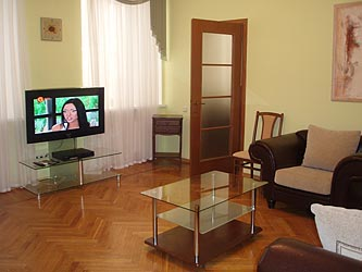 2-комнатная квартира посуточно в Одессе. Приморский район, Сабанеев мост, 5. Фото 1
