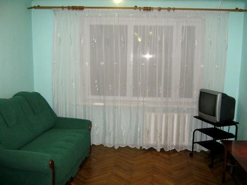 1-комнатная квартира посуточно в Львове. Шевченковский район, ул. Яцкова, 18а. Фото 1