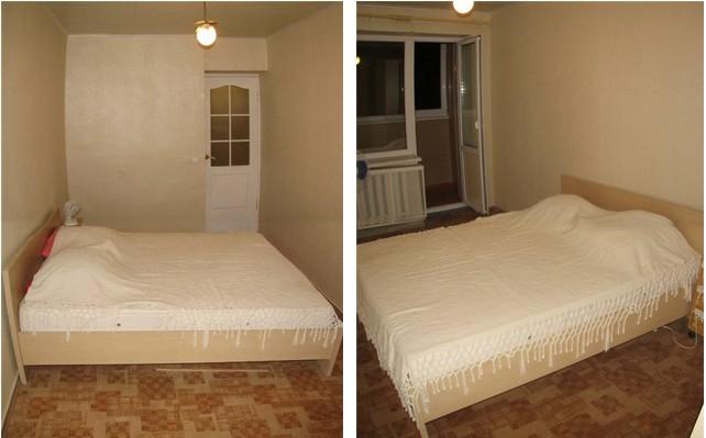3-комнатная квартира посуточно в Одессе. Киевский район, Гераневая . Фото 1