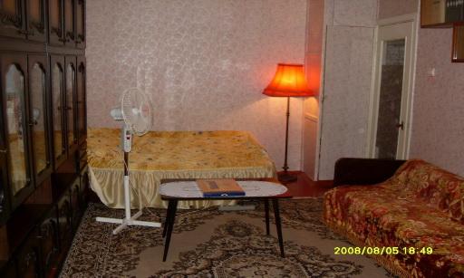 1-комнатная квартира посуточно в Феодосии. ул. Чкалова, 175. Фото 1