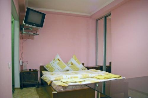 1-комнатная квартира посуточно в Запорожье. Орджоникидзевский район, ул. Патриотическая, 54. Фото 1