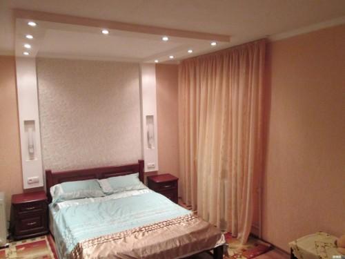 1-комнатная квартира посуточно в Днепропетровске. Индустриальный район, Правда, 56. Фото 1