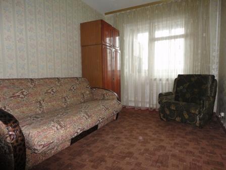 1-комнатная квартира посуточно в Киеве. Оболонский район, ул. Г. Днепра, 47. Фото 1
