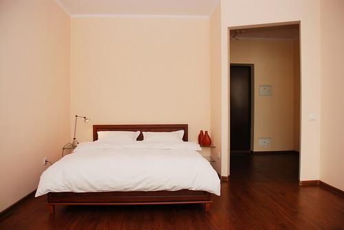 1-комнатная квартира посуточно в Киеве. Дарницкий район, пр-т Бажана, 12. Фото 1
