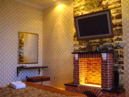 2-комнатная квартира посуточно в Львове. Галицкий район, пл. Я. Осмомисла, 28. Фото 1