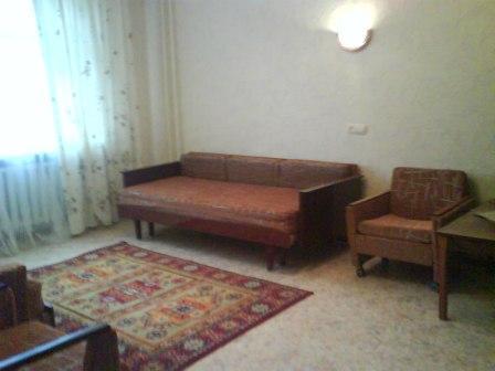 1-комнатная квартира посуточно в Феодосии. ул. Крымская. Фото 1