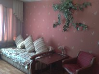 2-комнатная квартира посуточно в Донецке. Киевский район, ул. Челюскинцев, 210. Фото 1