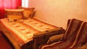 1-комнатная квартира посуточно в Донецке. Пролетарский район, ул. Зверькова, 84. Фото 1