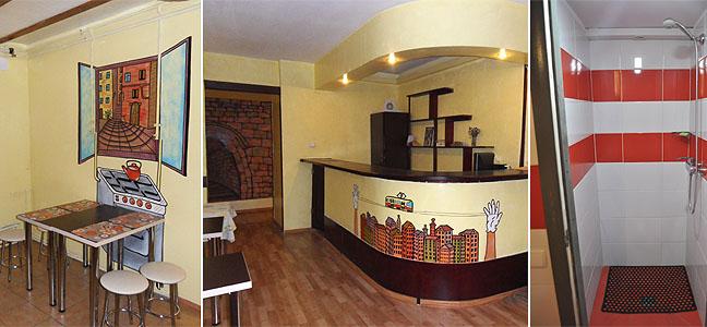 Мини-отель  посуточно в Одессе. Приморский район, пер. Маяковского, 4. Фото 1