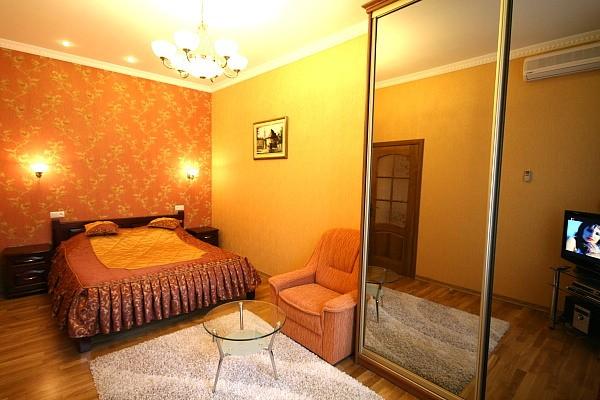 1-комнатная квартира посуточно в Львове. Галицкий район, ул. Леси Украинки, 43. Фото 1