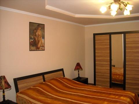 1-комнатная квартира посуточно в Трускавце. Соломенский район, ул. Mазепы. Фото 1