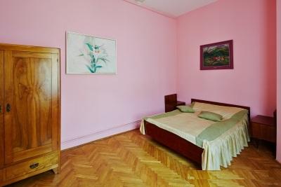 3-комнатная квартира посуточно в Львове. Галицкий район, ул. Вороного, 9. Фото 1