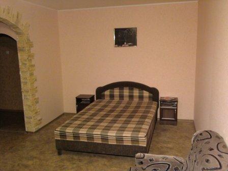 1-комнатная квартира посуточно в Кривом Роге. Долгинцевский район, ул. Димитрова, 80. Фото 1