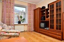 2-комнатная квартира посуточно в Киеве. Шевченковский район, ул. Прорезная, 10. Фото 1