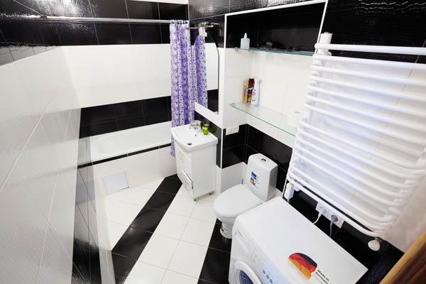 2-комнатная квартира посуточно в Львове. Галицкий район, ул. Госпитальная, 7. Фото 1
