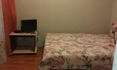 1-комнатная квартира посуточно в Феодосии. Керченское шоссе, 31. Фото 1