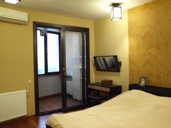 1-комнатная квартира посуточно в Броварах. ул. Черняховского. Фото 1