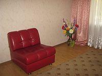1-комнатная квартира посуточно в Черкассах. ул. Крещатик, 190. Фото 1