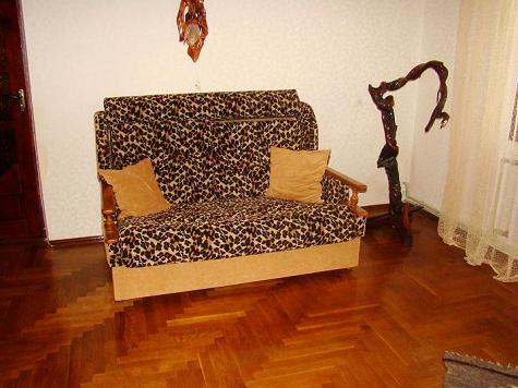 2-комнатная квартира посуточно в Севастополе. Гагаринский район, ул. Вакуленчука, 18. Фото 1