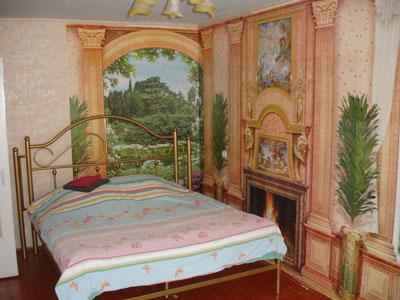 1-комнатная квартира посуточно в Мариуполе. пр-т Строителей, 121. Фото 1