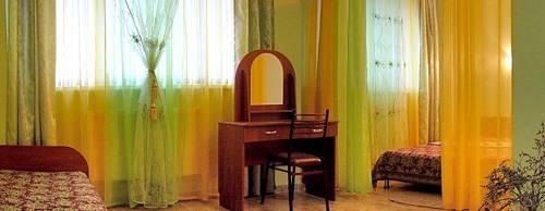 1-комнатная квартира посуточно в Штормово́е. ул. Советская, 15. Фото 1