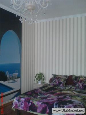 2-комнатная квартира посуточно в Симферополе. Центральный район, ул. Крылова, 19. Фото 1