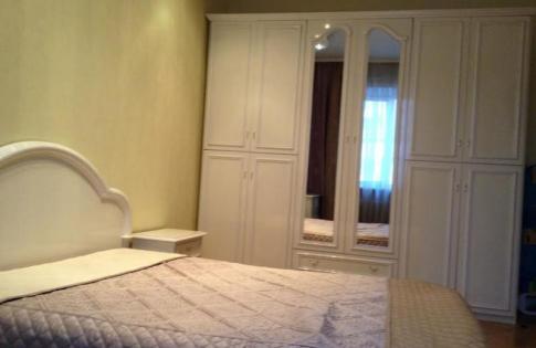 1-комнатная квартира посуточно в Сумах. Заречный район, харьковская, 2. Фото 1