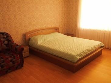 1-комнатная квартира посуточно в Виннице. Замостянский район, ул. Героев Крут (Красных Курсантов), 4-А. Фото 1