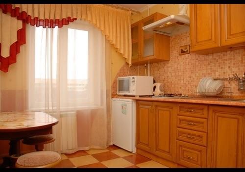 1-комнатная квартира посуточно в Киеве. Соломенский район, ул. Волгоградская, 16. Фото 1