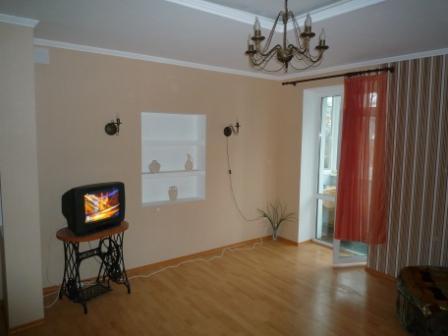 2-комнатная квартира посуточно в Виннице. Ленинский район, ул. Козицкого, 56. Фото 1