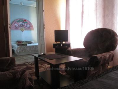2-комнатная квартира посуточно в Львове. Галицкий район, ул. Друкарская, 2. Фото 1