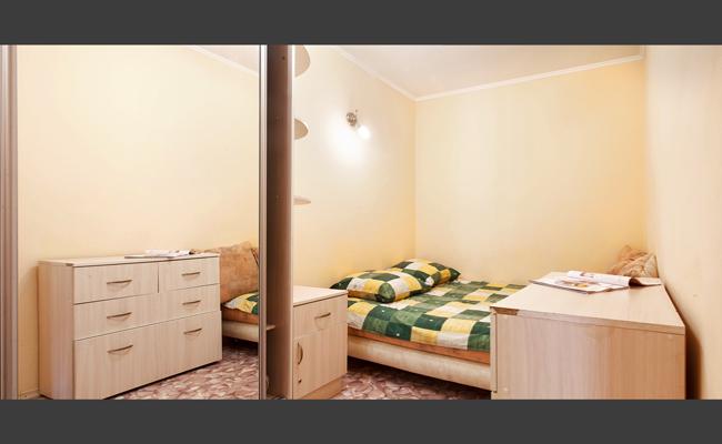 2-комнатная квартира посуточно в Одессе. Малиновский район, ул. Тираспольская, 31. Фото 1