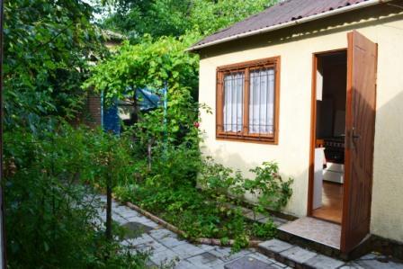 Дом  посуточно в Одессе. Приморский район, ул. Новобереговая, 78. Фото 1