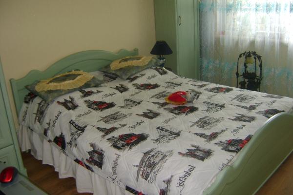 1-комнатная квартира посуточно в Житомире. ул. Пушкинская, 27-А. Фото 1