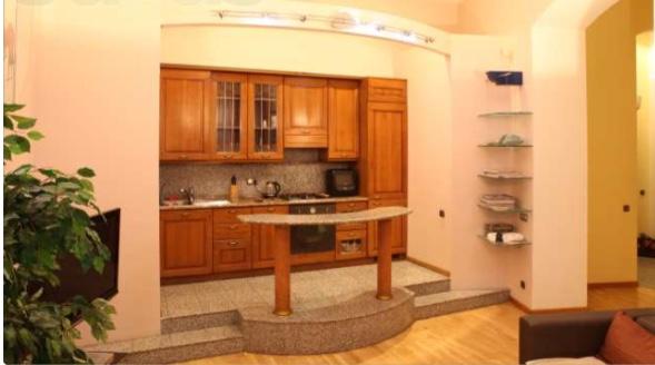 3-комнатная квартира посуточно в Киеве. Печерский район, большая васильковская, 25. Фото 1