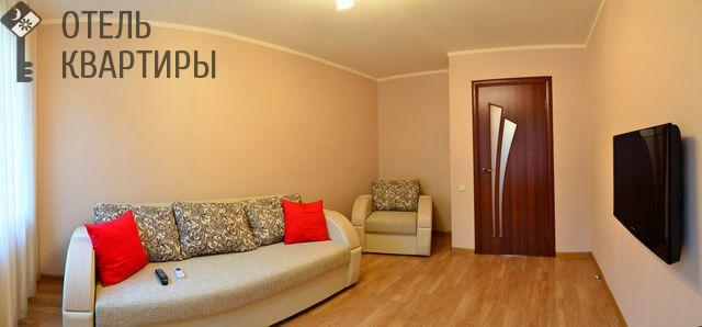 2-комнатная квартира посуточно в Харькове. Дзержинский район, ул. 23 Августа, 40. Фото 1