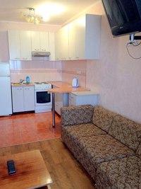 1-комнатная квартира посуточно в Черкассах. б-р Шевченко, 200. Фото 1