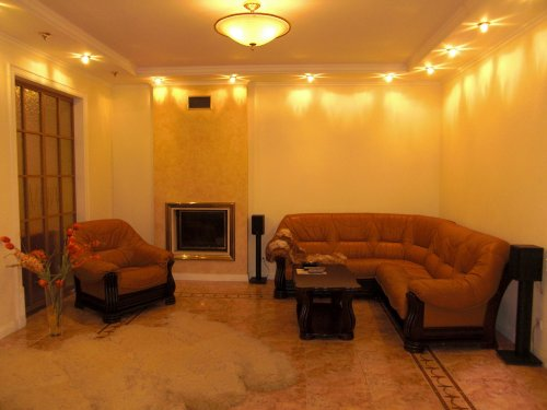 3-комнатная квартира посуточно в Киеве. Печерский район, ул. Шота Руставели, 20. Фото 1