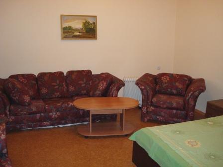 1-комнатная квартира посуточно в Одессе. Приморский район, ул. Базарная. Фото 1